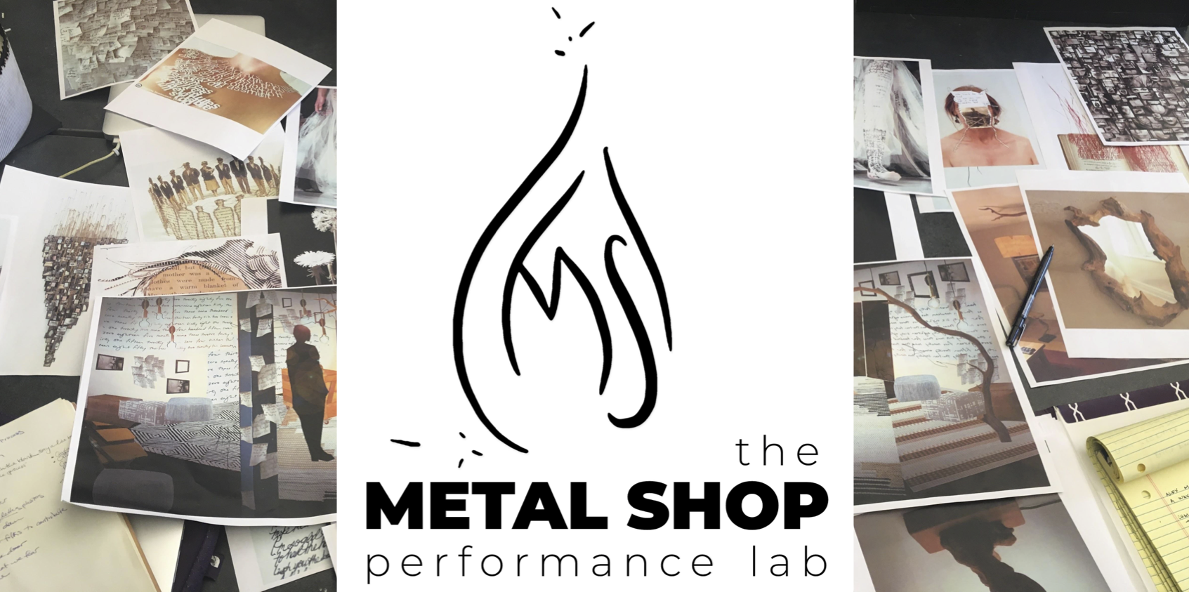 The Metal Shop Performance Lab logo